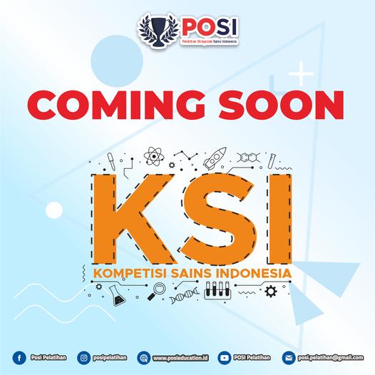 Kompetisi Sains Indonesia POSI 2021