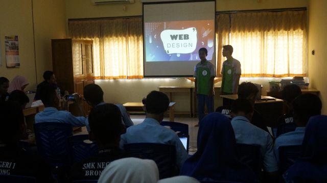 Web Design Competition Tingkat SMA/SMK Sederajat
