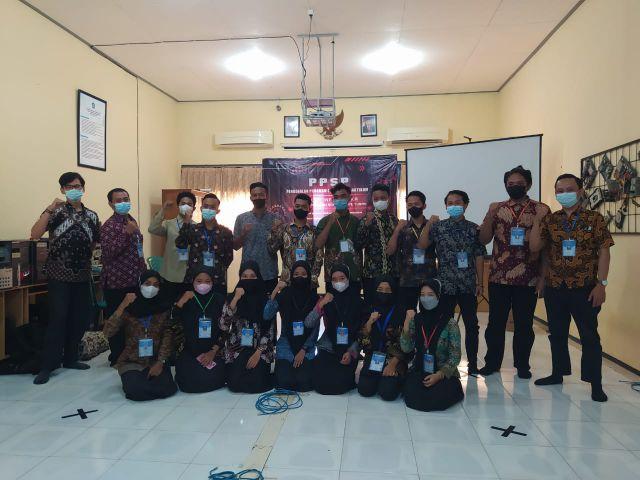 PPSP 2021 Prodi Teknik Informatika Universitas PGRI Ronggolawe Tuban